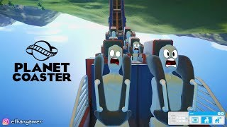 Download BUILDING MY FIRST RIDE   Planet Coaster Video