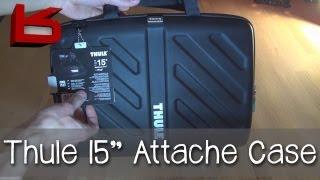 Download Thule 15″ Attache Case for MacBook Pro Video