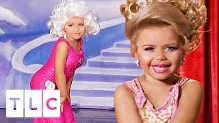 Download Mini Dolly Parton Wows Judges At The Hearts And Crowns Pageant | Toddlers & Tiaras Video