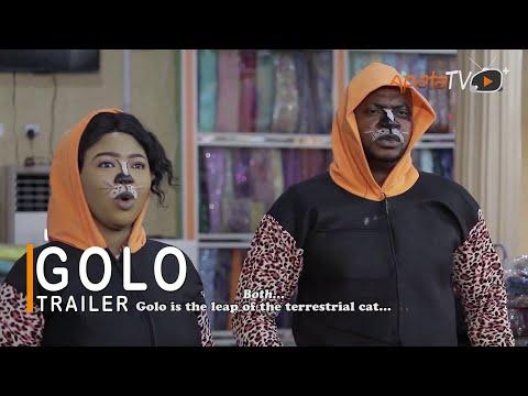 Odunlade Adekola And Wunmi Ajiboye Turned To A Cat - Golo Yoruba Movie
