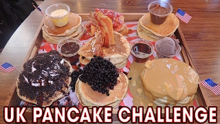 Download Infamous 21 PANCAKE CHALLENGE in Manchester!! Video