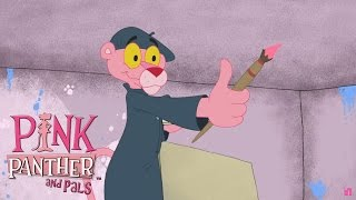 Download The Pink Painter Show | Pink Panther and Pals Video