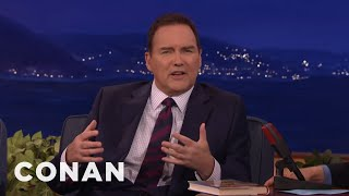 Download Norm Macdonald Keeps Interrupting His Own Trump Story - CONAN on TBS Video