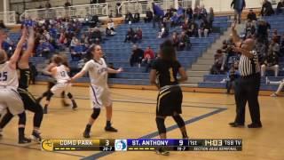 Download High School Girls Basketball: Como Park vs. St. Anthony Village Video