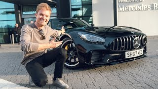 Download COLLECTING My AMG GT R with Nico Rosberg! Video