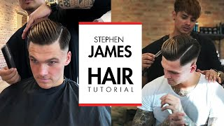 Download Stephen James Hair - Skin fade undercut hairstyle. Video