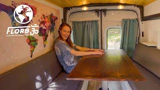 Download Full-Time Teachers Choose Vanlife for Weekend Getaways and Build a Buisness Video