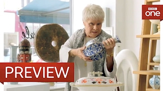Download Dame Judi Dench in the china shop - Tracey Ullman's Show: Series 2 Episode 3 Preview - BBC One Video