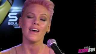 Download 102.7 KIISFM: Pink ″Perfect″ Live Acoustic Video
