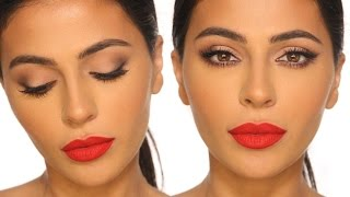 Download CLASSIC RED LIP MAKEUP TUTORIAL Video