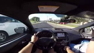 Download Driving a Ford Focus RS for the first time Video