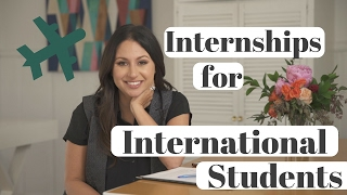 Download How to Get an Internship as an International Student! | The Intern Queen Video