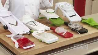 Download Equipment Review: Best Mandoline (Slicing/Julienne) for Everyday Kitchen Cooking Video