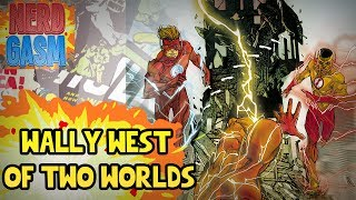 Download ″Wally West of Two Worlds″ - The Flash Rebirth | Original Wally West Meets New 52 Wally West Video