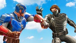 Download Best SUPER HERO vs Strongest VILLAIN! (Marvel Strike Force) Video