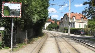 Download Straßenbahn Graz Trams in Graz Route 1 Mariatrost ~ Reiterkaserne Video
