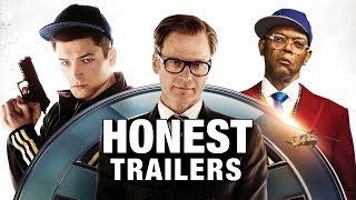 Download Honest Trailers - Kingsman: The Secret Service Video