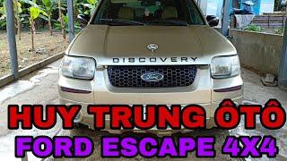 Download Ford escape 2003 4x4 , 2 cầu điện Giá 155tr LH 09053566663 - 0935146262 Video