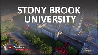 Download Stony Brook University from the Air - Aerial Drone Film Reel Video