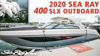 Download Award-Winning 2020 Sea Ray 400 SLX at MarineMax St. Petersburg, Florida Video