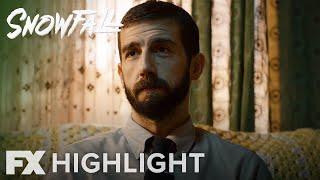Download Snowfall   Season 3 Ep. 10: Teddy Recruits Franklin Highlight   FX Video