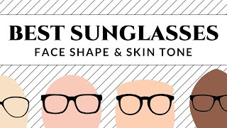 Download Best Sunglasses for Your Face Shape & Skin Tone Video