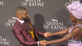 Download QUEEN OF KATWE - Hollywood Premiere Video