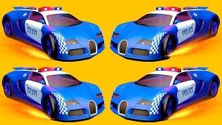 Download Mobil polisi anak kecil Mobil polisi Mainan anak. Kartun Mobil full 25 menit. Anak Mobil edukasi. Video