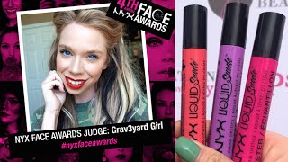 Download NYX LIQUID SUEDE LIPSTICKS - FIRST IMPRESSION FRIDAY - ALL 12 SHADES! Video