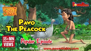 Download Jungle Book Hindi Cartoon for kids | Junglebeat | Mogli Cartoon Hindi | Pavo The Peacock Video