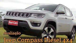 Download Jeep Compass Diesel 4x4: prós e contras do novo SUV | Avaliação | Best Cars Video