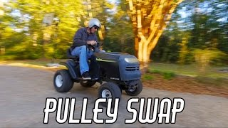 Download Racing Mower Build: More SPEED Pt. 1 Video