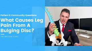 Download Bulging Disc Leg Pain   Lower Back and Leg Pain Video