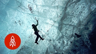 Download Scaling the Toughest Ice Climb on the Planet Video