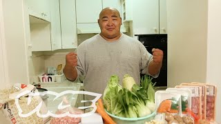 Download The 10,000-Calorie Diet: This is What Sumo Wrestlers Eat Video