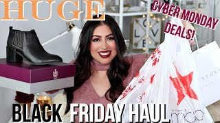 Download Cyber Monday Deals & Black Friday Haul! Video