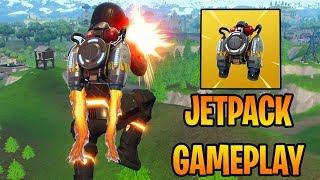Download NEW JETPACK GAMEPLAY - FORTNITE JETPACK LTM UPDATE (Fortnite Battle Royale) Video