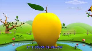 Download Mango Rhymes | Alphabet Song 3d nursery rhymes for kids | M for mango Video