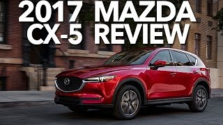 Download The Perfect CUV : 2017 Mazda CX 5 Review - Quick Drive Video