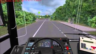 Download Omsi 2 - Ikarus E95 Scania - Autobahnmap Video