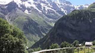 Download Murren - Gimmelwald -Stechelberg Day Hike Swiss Alps Switzerland Video