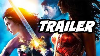 Download Wonder Woman Trailer - Fight Scenes and Critics Movie Reaction Video