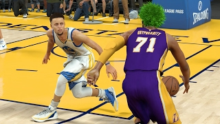 Download NBA 2K17 MyCareer #14 - Watch Those Ankles!! Video