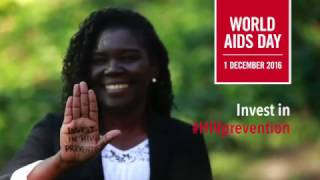 Download Hands up for #HIVprevention Video