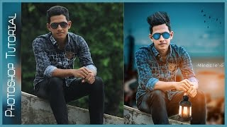 Download Photoshop Manipulation Tutorial | Edit like Swappy pawar Video