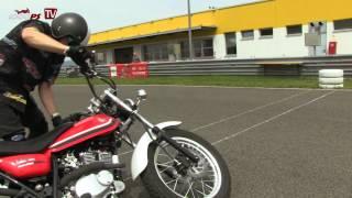 Download ZONKOs Corner: Suzuki VanVan 125 / On- und Offroad, Racing Video