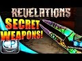 Download BO3 Revelations Easter Egg - SECRET MELEE WEAPONS! Black Ops 3 Zombies Time Attack (Time Trials) Video