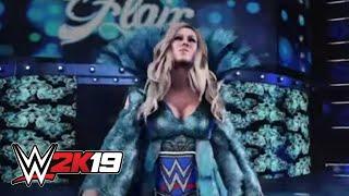 Download WWE 2K19 Charlotte Flair entrance video Video
