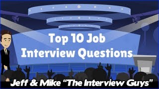 Download Top 10 Job Interview Questions and Answers Video