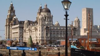 Download Liverpool city tour , England Video